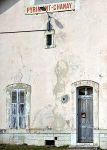 Pyrimont an der Rhône