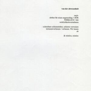 José F. A. Oliver, gedicht 3