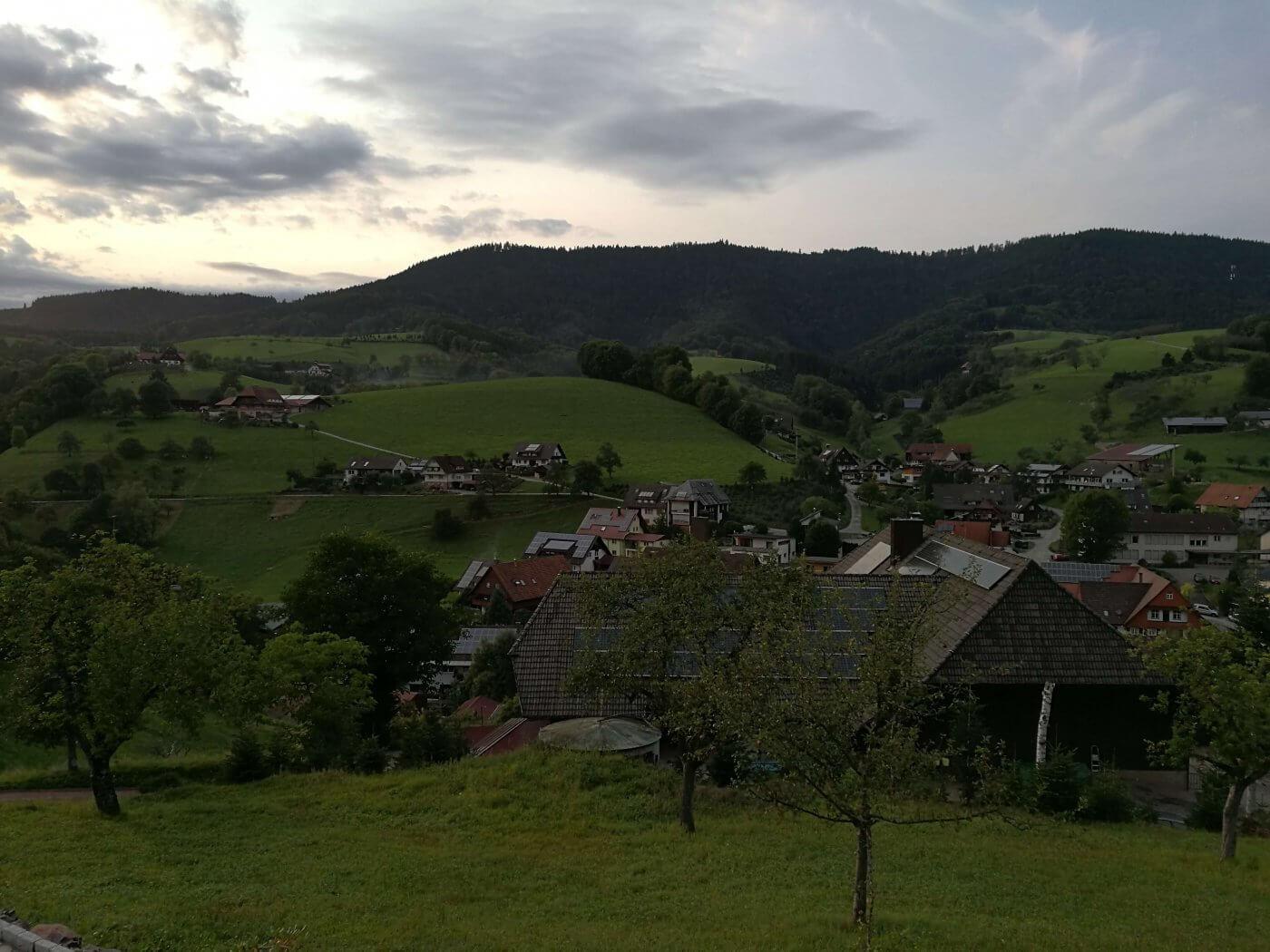 Schwarzwaldpanorama, S. Gritsa